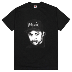 "PALASADE ""EAZY-DUZ-IT"" TEE (BLACK)"