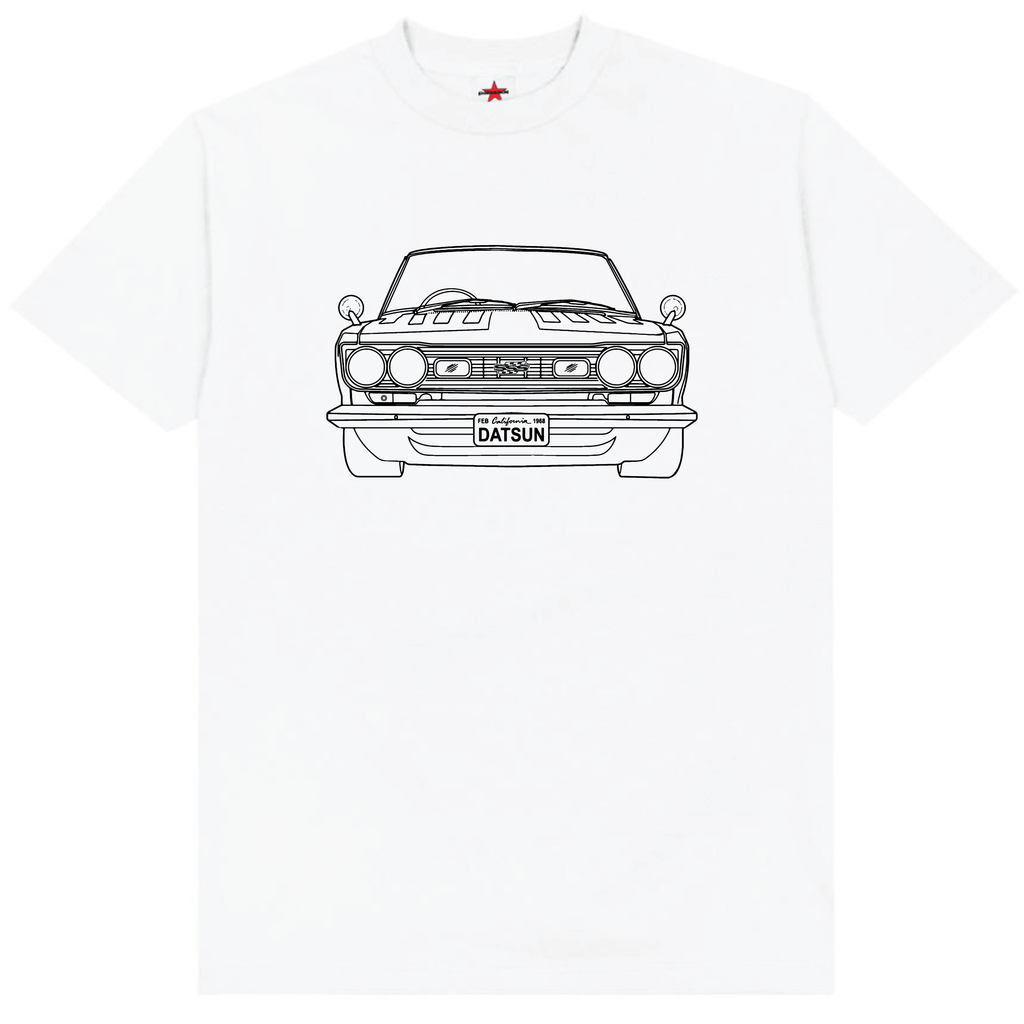 SAFARI GRILL TEE (WHITE)