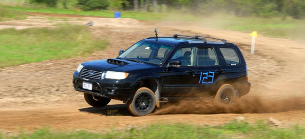 Subaru Forester Off Road >> Offroad Bar Subaru Forester