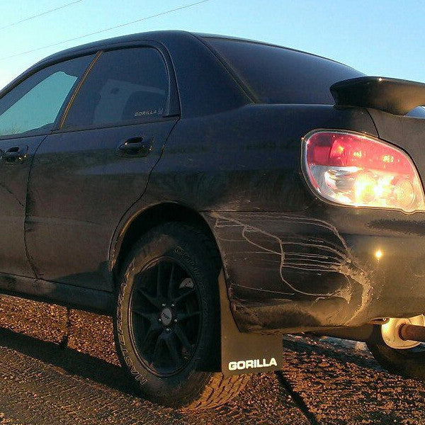 Mud Flaps / Gravel Guards - Subaru Impreza