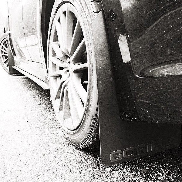 Mud Flaps / Gravel Guards - Subaru WRX STi