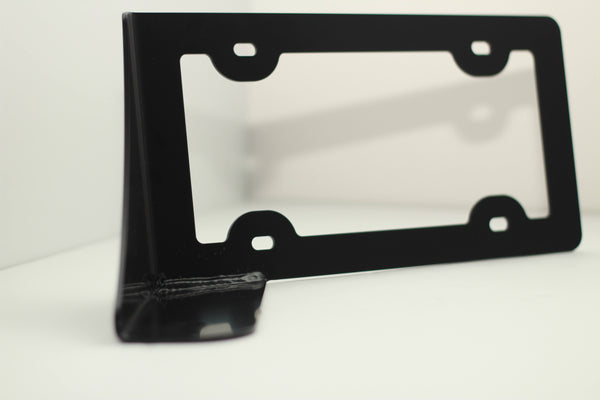 License Plate Antenna Mount - Universal