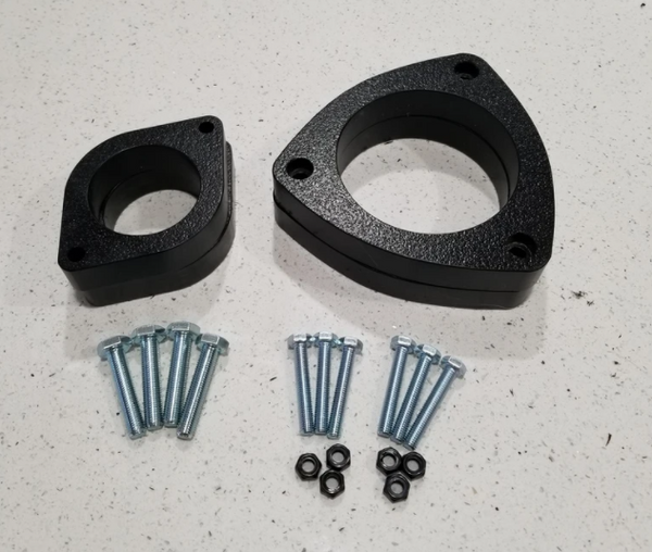 Strut Tower Lift Spacers - 1 in - Subaru Baja
