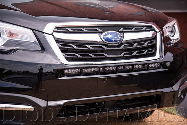 Subaru Forester Lightbar Grill Kit