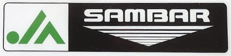 Sticker - JA Sambar