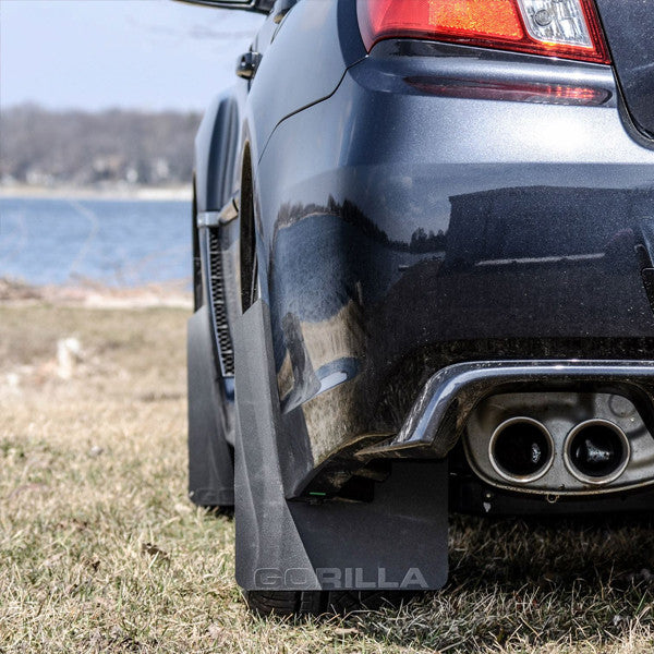 Mud Flaps / Gravel Guards - Subaru WRX