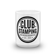 Club Stamping Paint Fill Holder