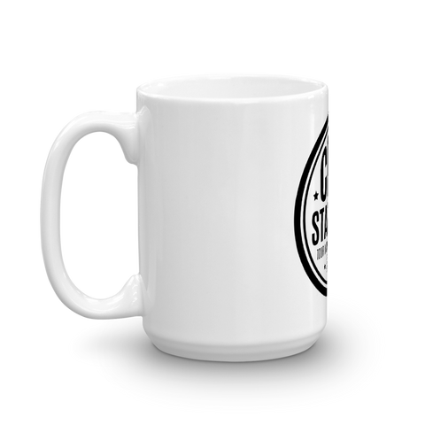 Club Stamping Coffee Mug