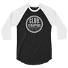Image of Club Stamping 3/4 Sleeve Shirt