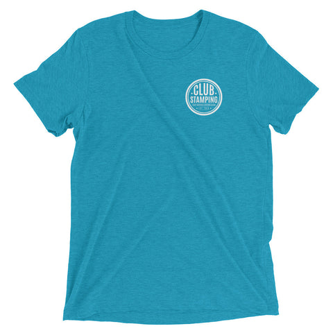 Image of Club Stamping T Shirt (20+ Colors)