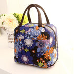 Thermal Insulated Tote Picnic Lunch Cool Bag Cooler Box Handbag Pouch #6m