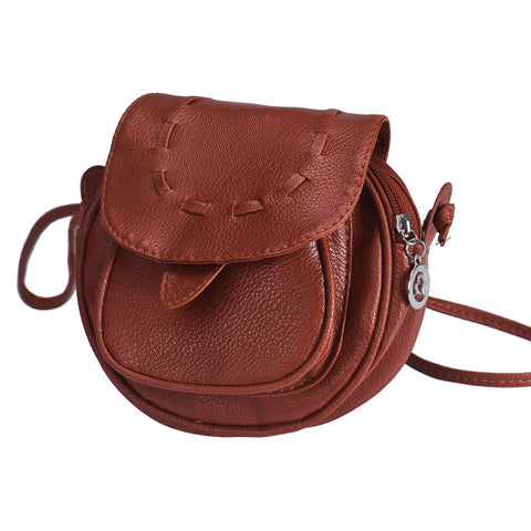 Lovely Pu Leather Mini Small Adjustable Shoulder Bag