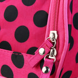 Fashion Polka Dots Cosmetic Makeup or Toiletry Bag
