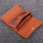 Three Fold PU Leather Wallet