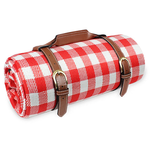 Picnic Blanket (Red)