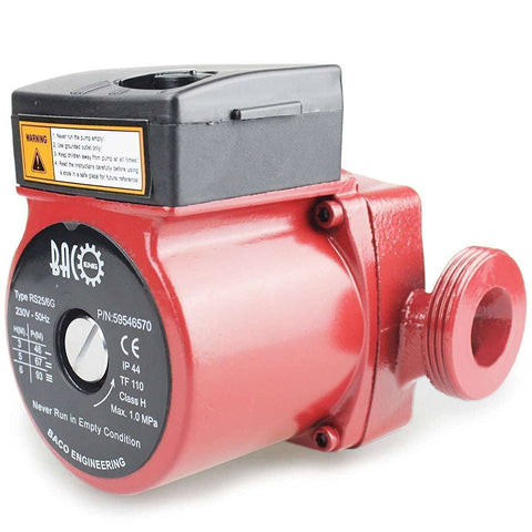 "220V 1-1/2"" 130mm Iron Circulation Pump"