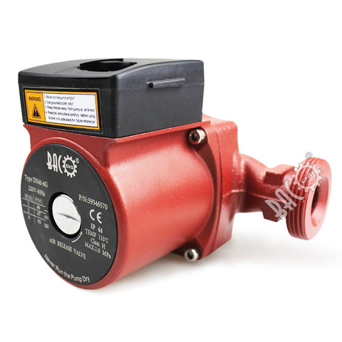 "220V 1-1/2"" 180mm Iron Circulation Pump"