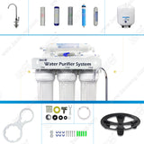 5-Stage RO Water Filtration System