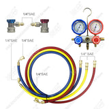 Manifold Gauge Set for R134a Automotive A/C System ( ℃ )