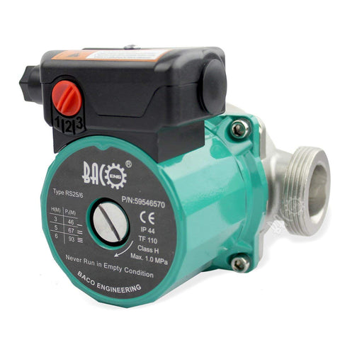 "220V 1-1/2"" 130mm SS Circulation Pump"