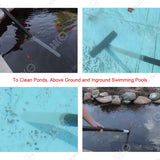 BACOENG Ultra Clean Pond Vacuum