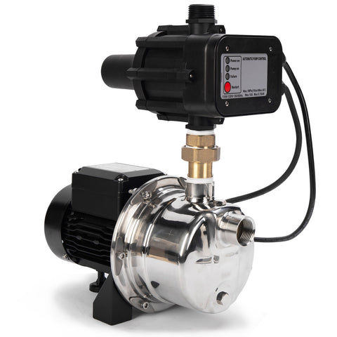 Tankless Booster Pump