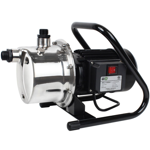 Stainless Booster Pump
