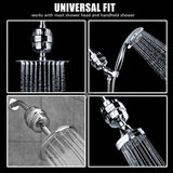 12-Stage High Output Shower Head Filter 3 Uints