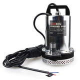 DC SUMP PUMP(12V/24V Stainless Steel)