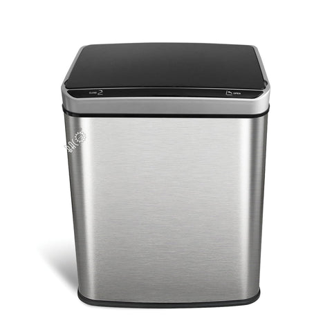 Touchless Automatic Motion Sensor Rectangular Trash Can
