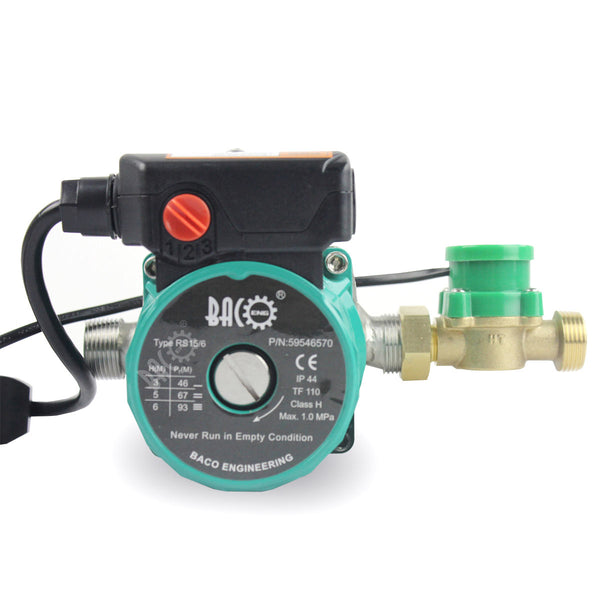 Circulating Pump For Tankless Water Heater Bacoeng