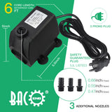 Fountain Pump 100W(US PLUG)