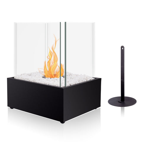 Cube XL Tabletop Fireplace