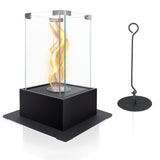 Cube Large Tabletop Fireplace