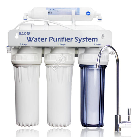 Brain & Dany 5-Stage UF Water Filtration System