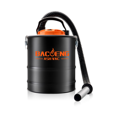 4 Gallon/15 L Ash Vacuum Cleaner