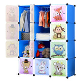 Portable Kid Organizers Storage Organizer(BLUE)