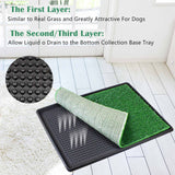 Dog Grass Pee Pad(M)