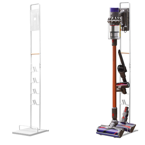 Dyson Vacuum Cleaner Stand (White)