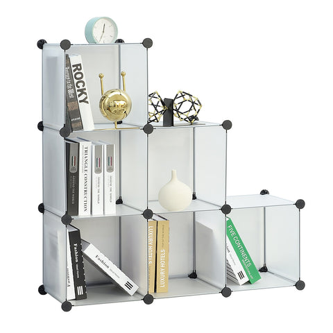 Cube Storage Organizer (Transparent color)
