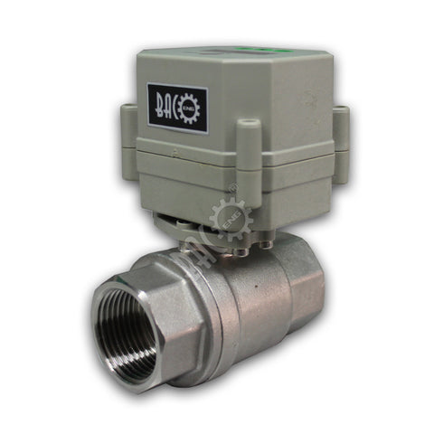 Timer Electric Ball Valve