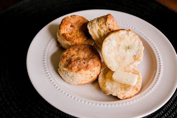 Cheddar quick biscuits recipe