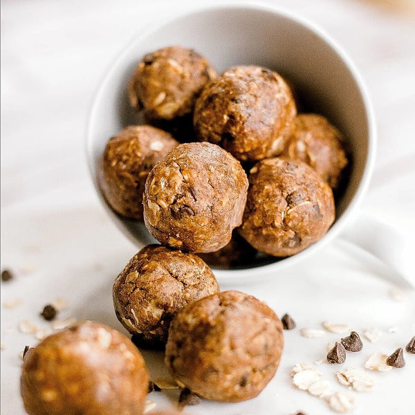 Chocolate Chip Chunk Protein Balls