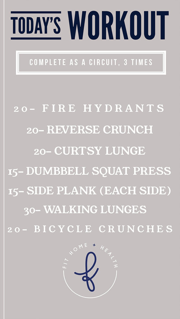 Core Essential Workout