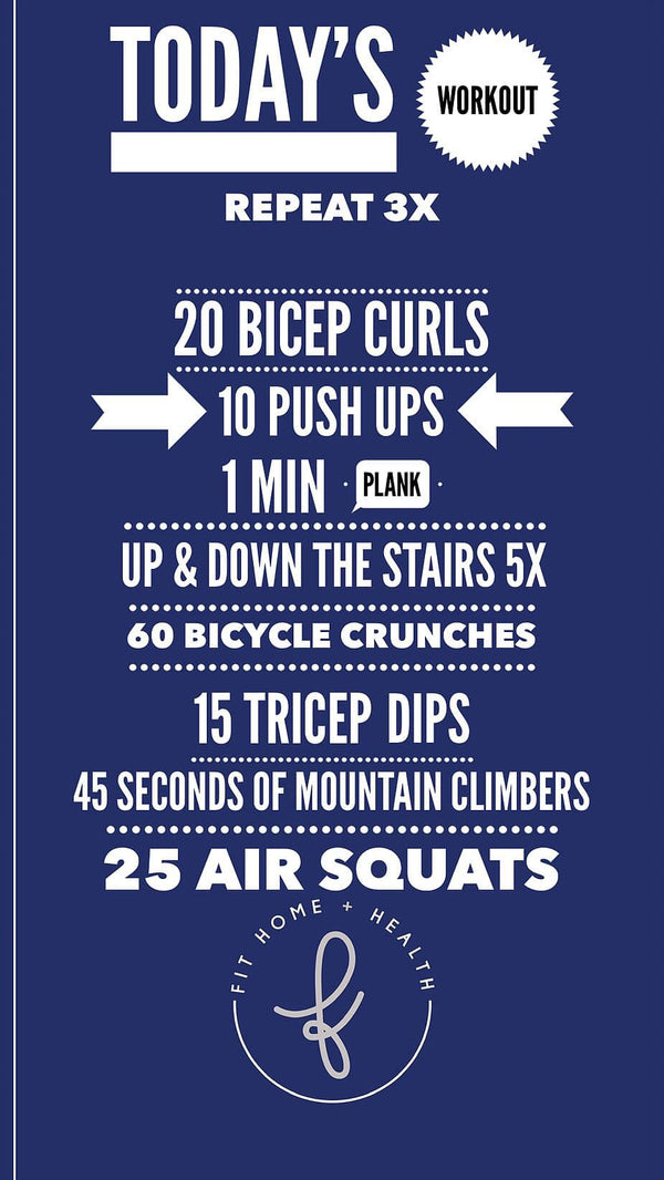 Little Bit of Everything Workout