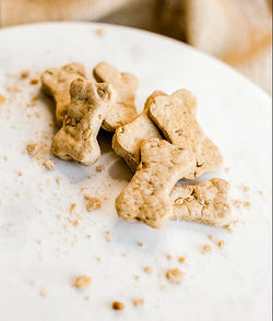 Peanut Butter Puppy Treats recipe