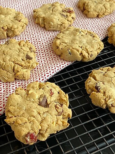 Protein Pantry Cookies recipe