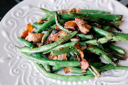 savory green beans recipe