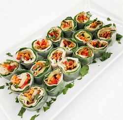 Turkey spring roll recipe