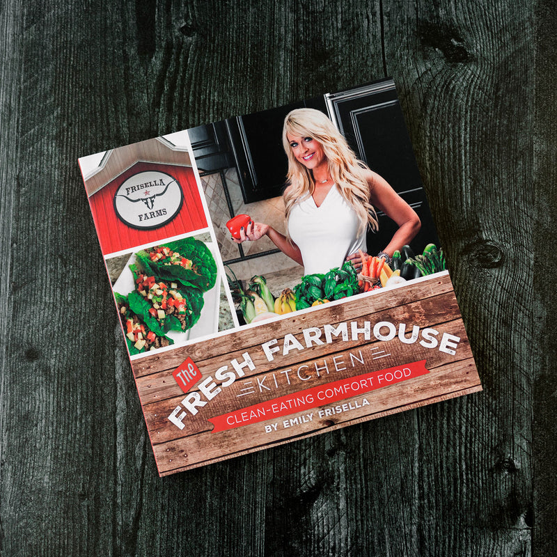 Buy Online The Fresh Farmhouse Cookbook